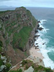 In het 'Table Mountain National Park' hebben we een wandeling gemaakt naar het schitterende 'Kaap De Goede Hoop'.