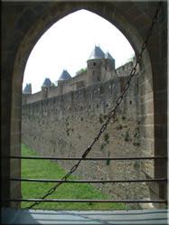 Eén van de grootste toeristische attracties van de streek. De Cité van Carcassonne. Eén van de best geconserveerde vestingen uit de oudheid van Europa.