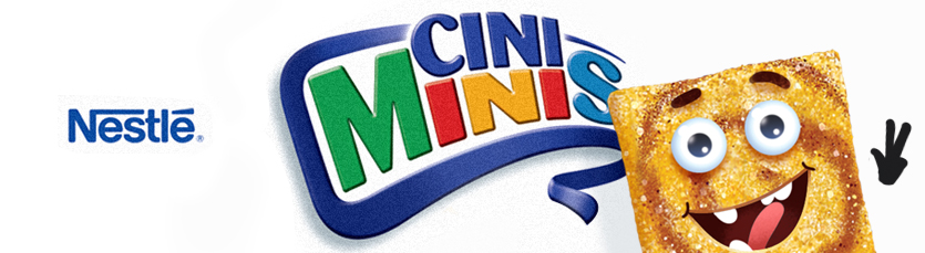 code501 illustration - Nestle Cini-minis. Character design