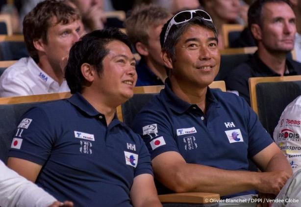 Kojiro Shiraishi & Crew