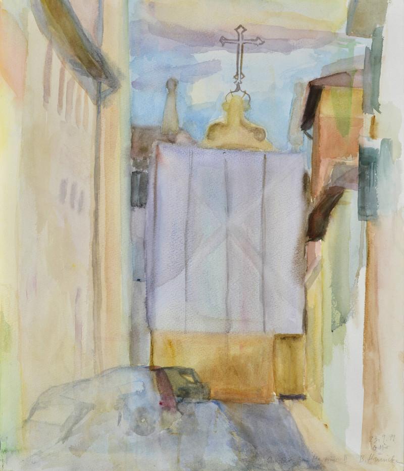 Quartiere San Martino II 60 x 50,5 cm