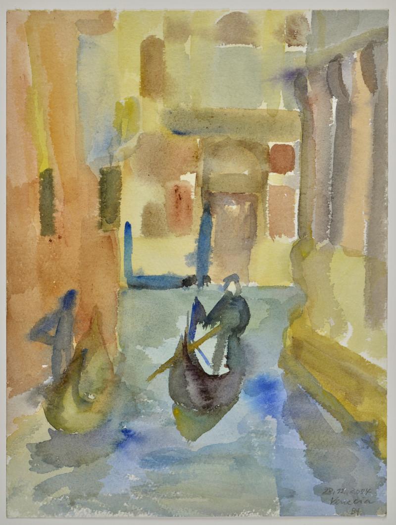 Venezia 28.12. 31,5 x 24 cm
