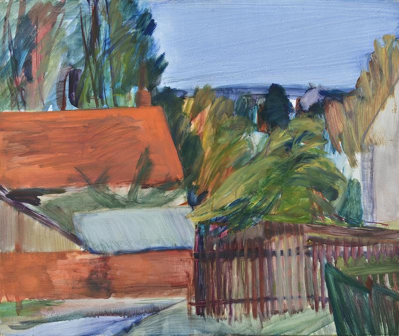 Landschaft in Nowy Dworek III