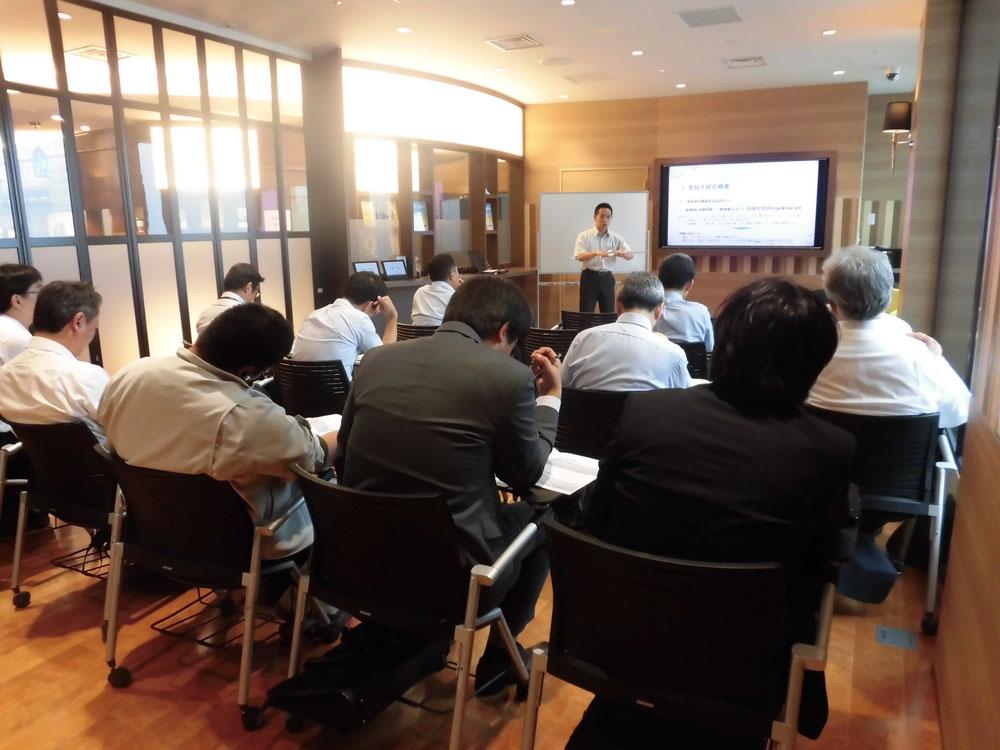 名古屋銀行主催「NETIS登録実務セミナー」