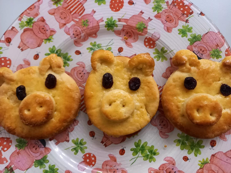 Glücksbringer Schwein
