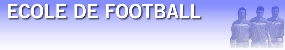 Ecole de football - Eglantins Hendaye