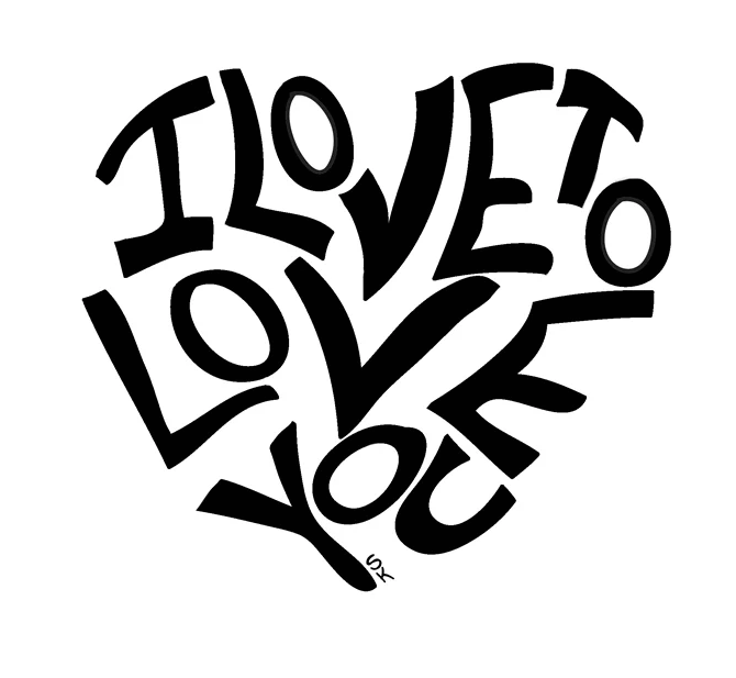 I Love To Love You - Eigen Project