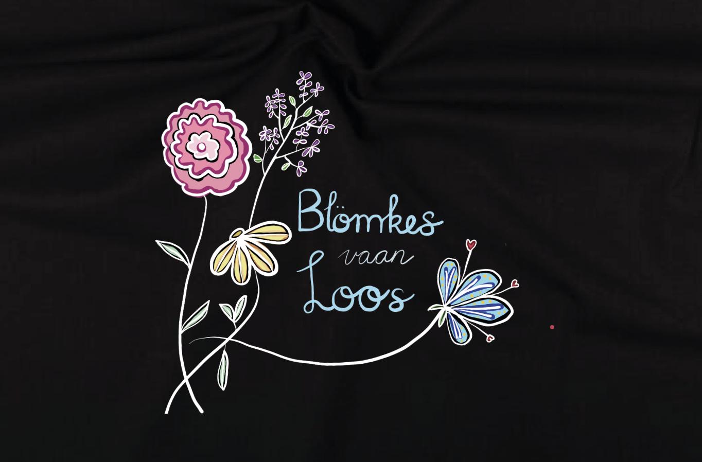 ILLUSTRATIE - Bloemenhandel Honoré Loos