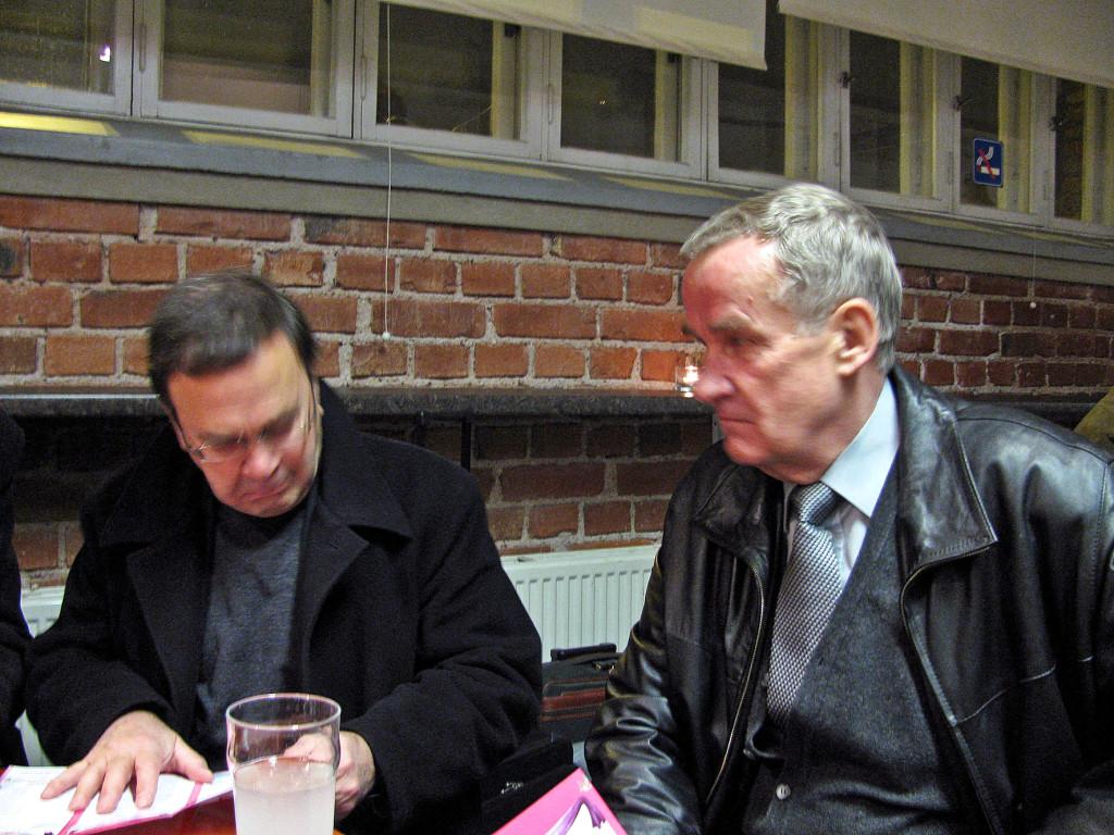 Hannu ja Jukka
