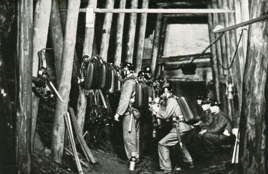 Steinkohlenbergwerk Königin Luise   1936