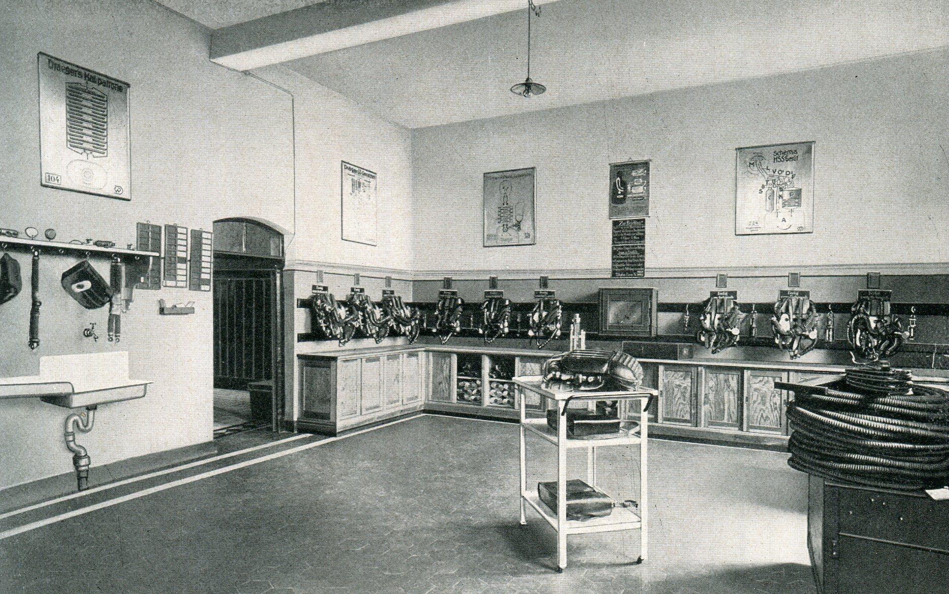 Rheinbaben in Bottrop  1927