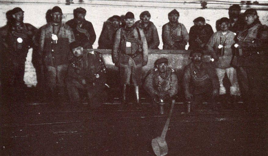 Rettungsmannschaft Victor-Ickern  1933