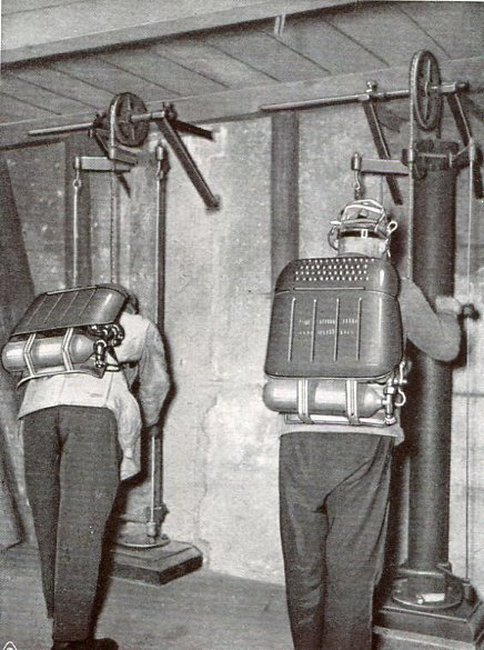 Arbeitsmessgerät 1930