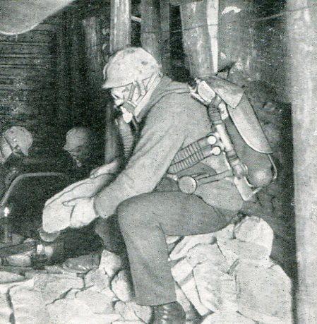 Brucharbeiten  1929