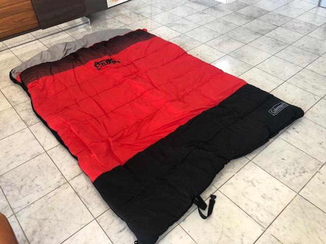 Coleman Doppelschlafsack