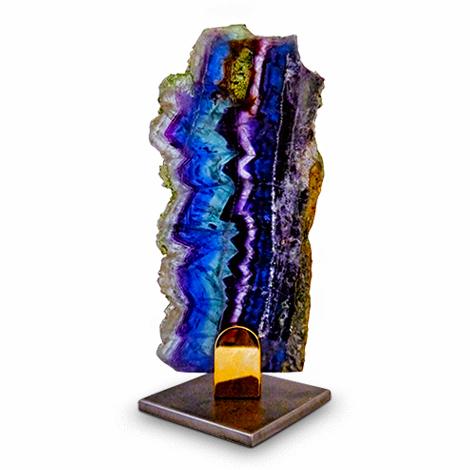 Dekorative Stilelemente aus Kristall sind als Wohnaccessoires einfach schön.