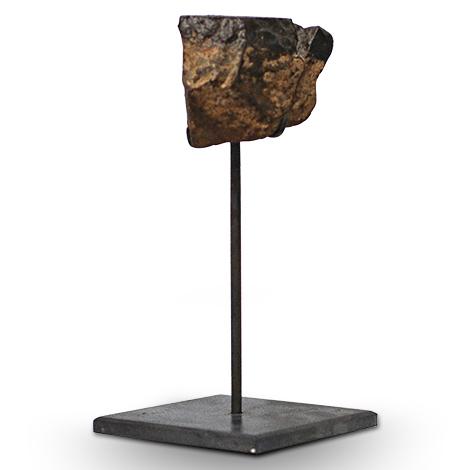 Meteorit als elegantes Designobjekt