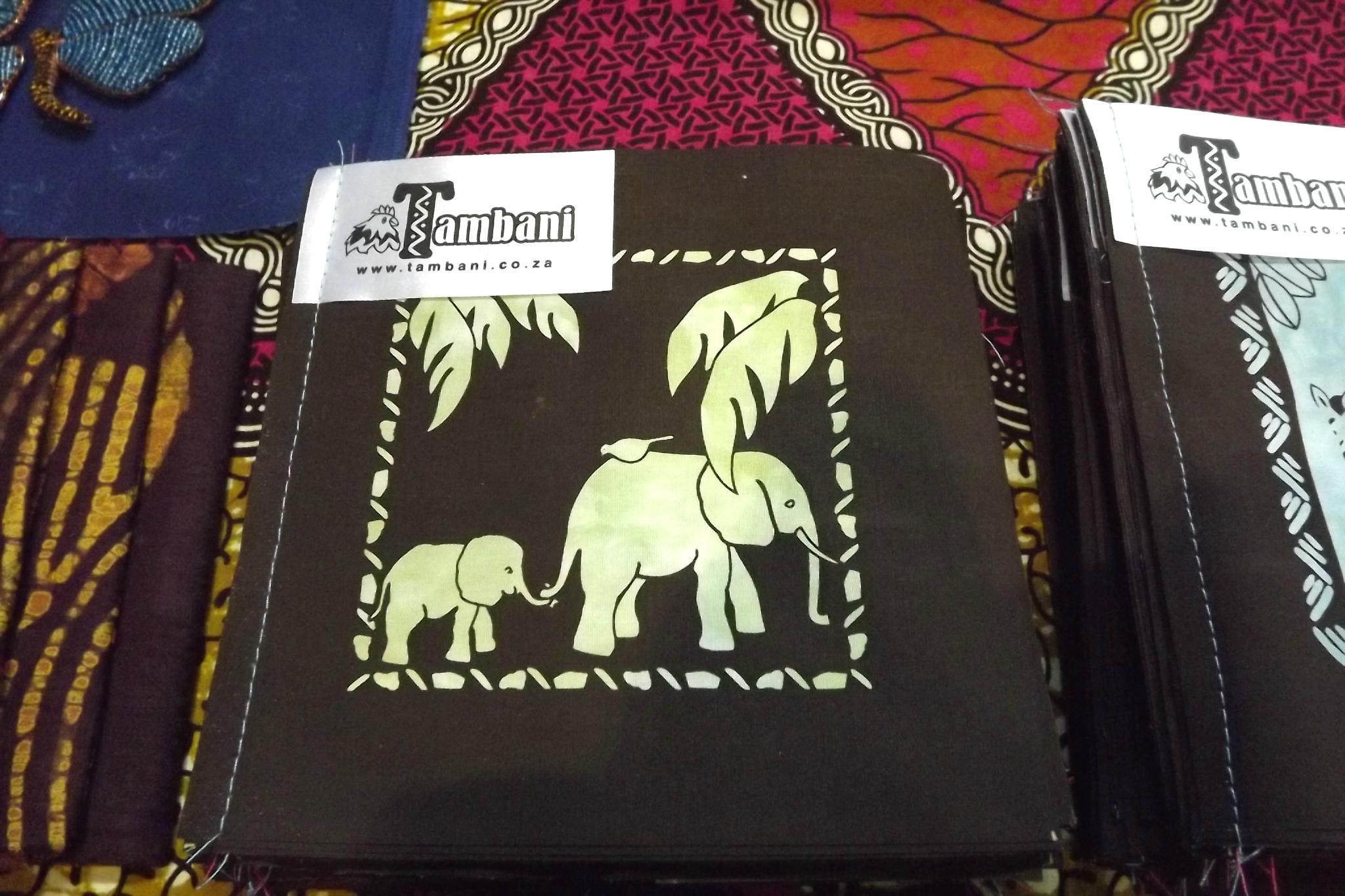 TAMBANI, sérigraphies afrique du sud. Fête du Fil 2015 Labastide Rouairoux (tarn-81270) FRANCE