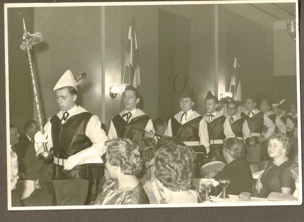 Fasching Bad Wimpfen 1960