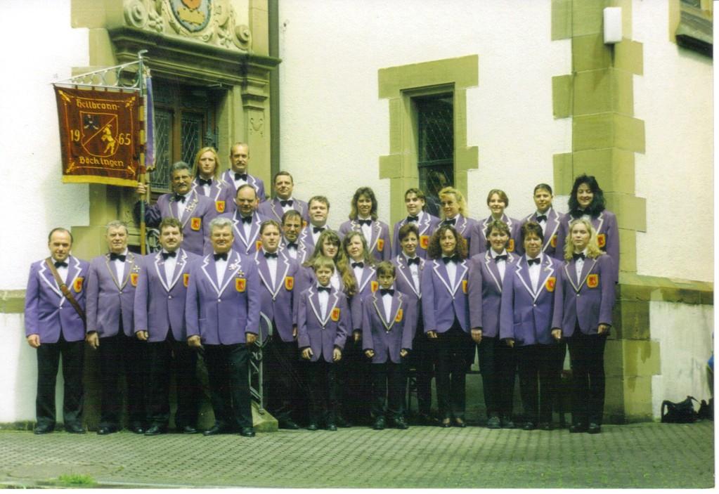 Hohenloher Musikzug 1998