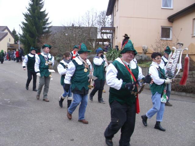 Umzug Ellhofen 2011