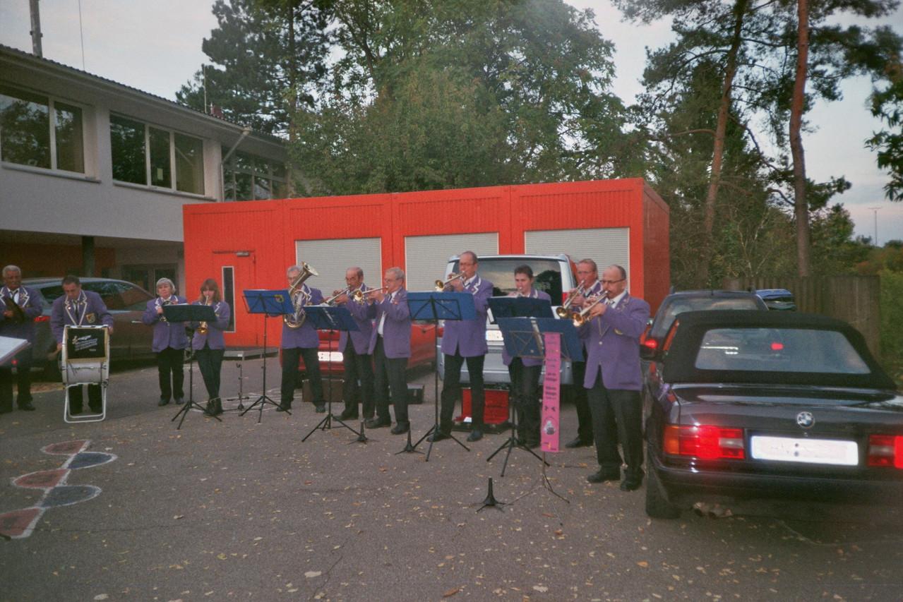 Herbstfest Donna Chor Klingenberg Okt. 2012