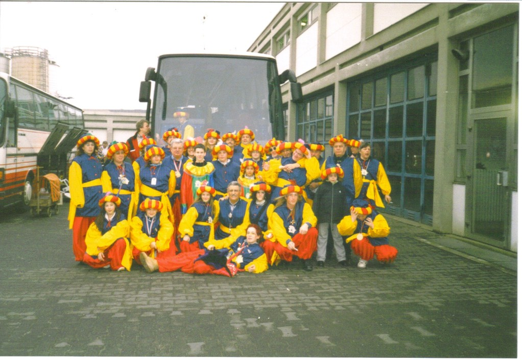 Rosenmontag Bonn 2003