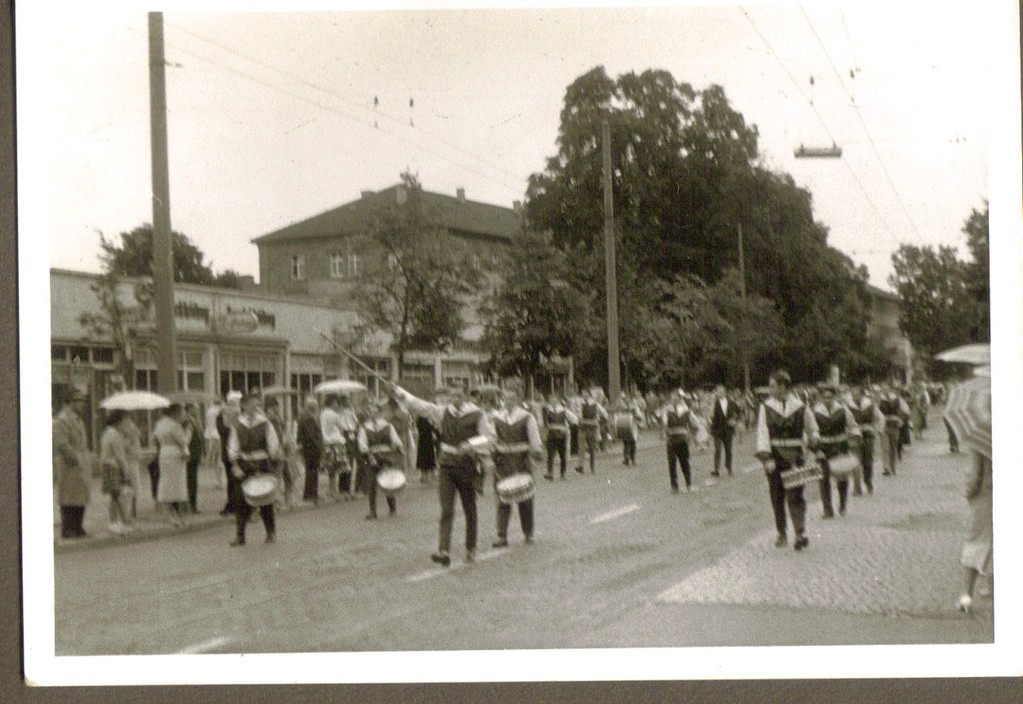 Umzug Heilbronn 1960