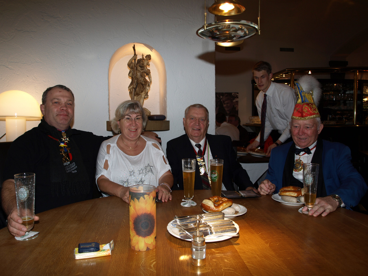 11.11. 2012 Faschingsbeginn Heilbronn Ratskeller