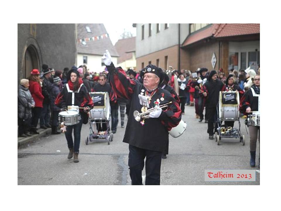 Talheim Fasching 2013