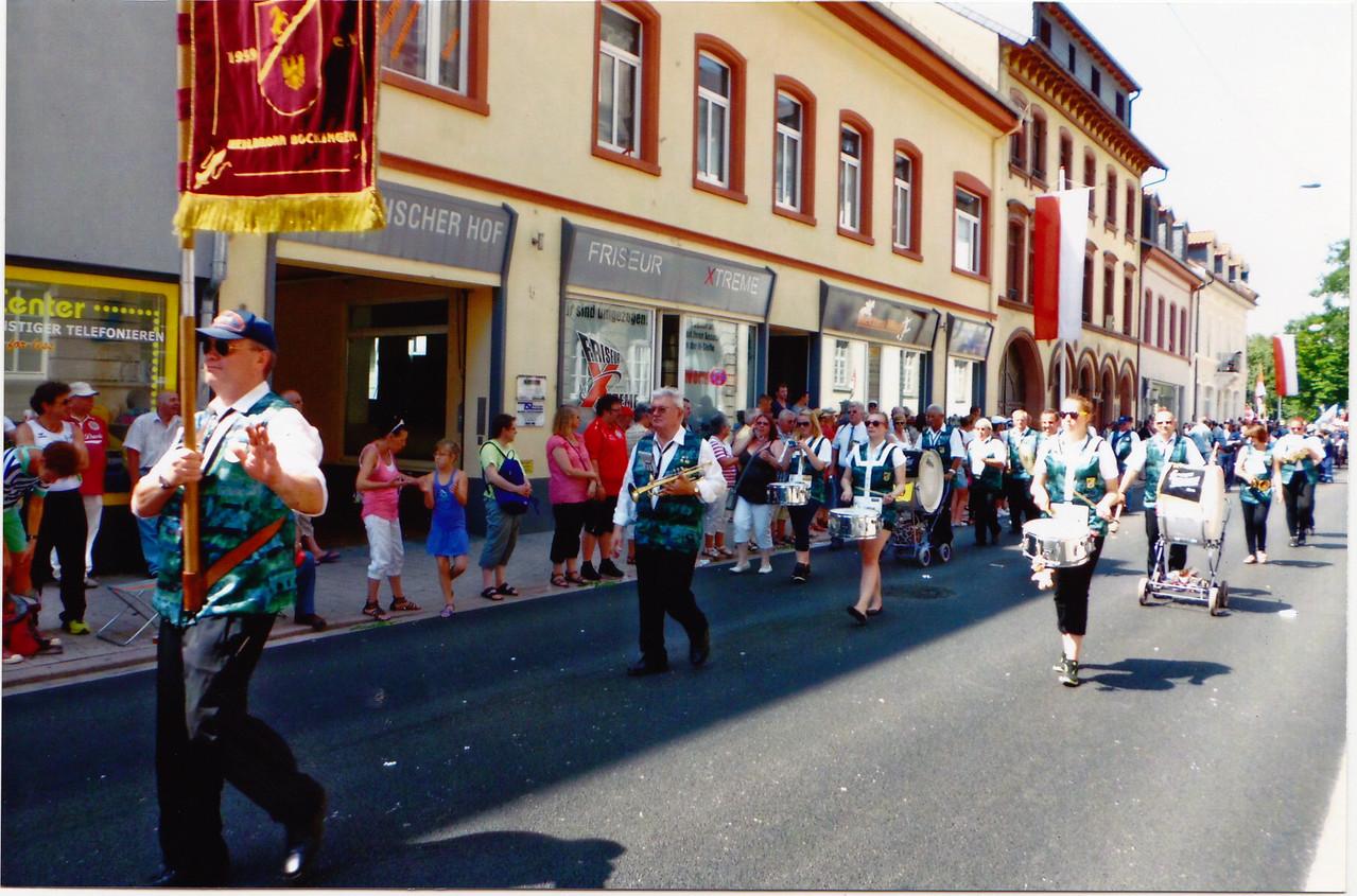 Speyer Juli 2013