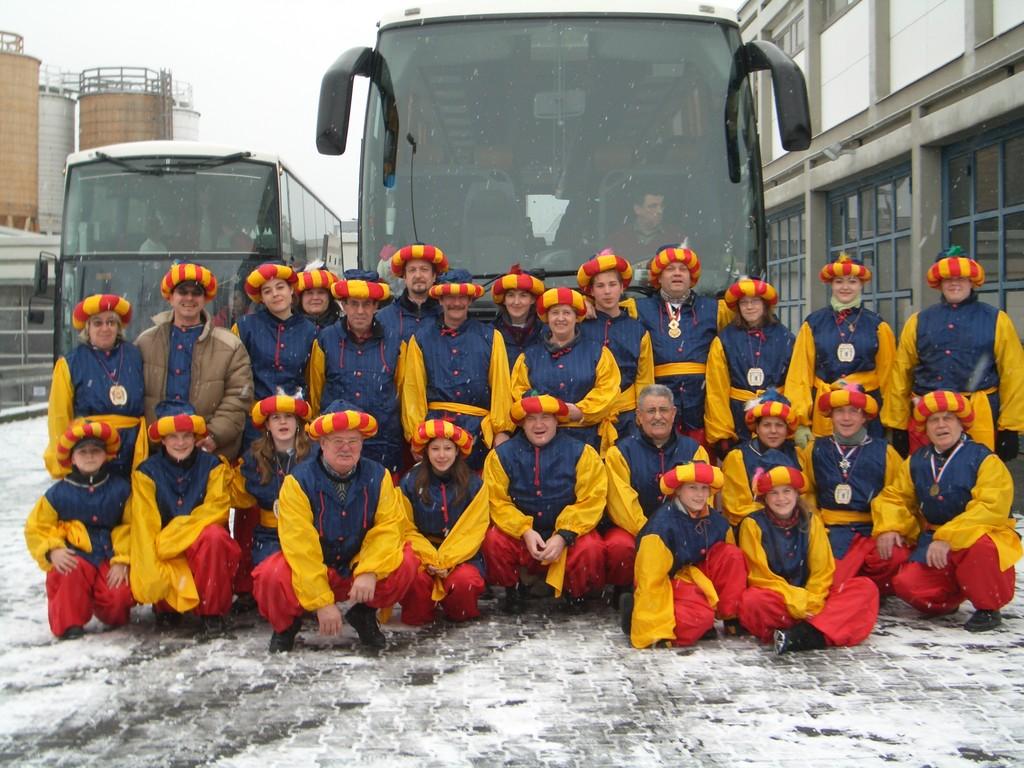 Rosenmontagsumzug Bonn 2006