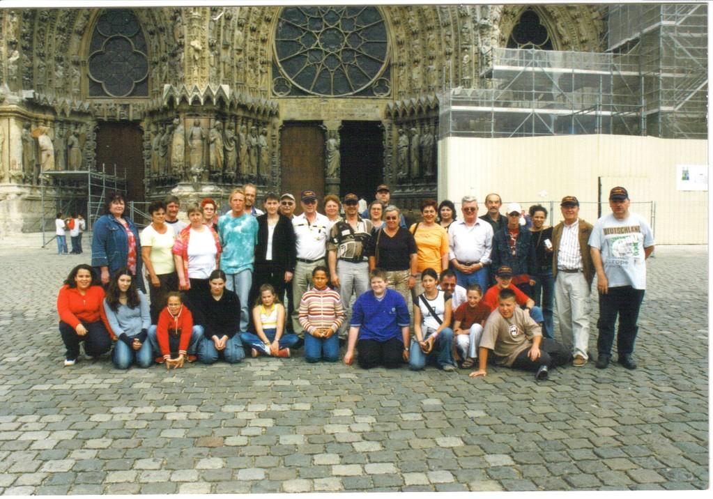 Vereinsausflug Paris 2004