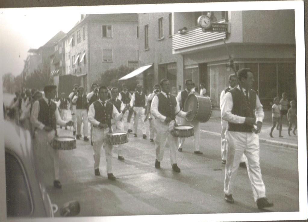 Umzug Heilbronn 1959