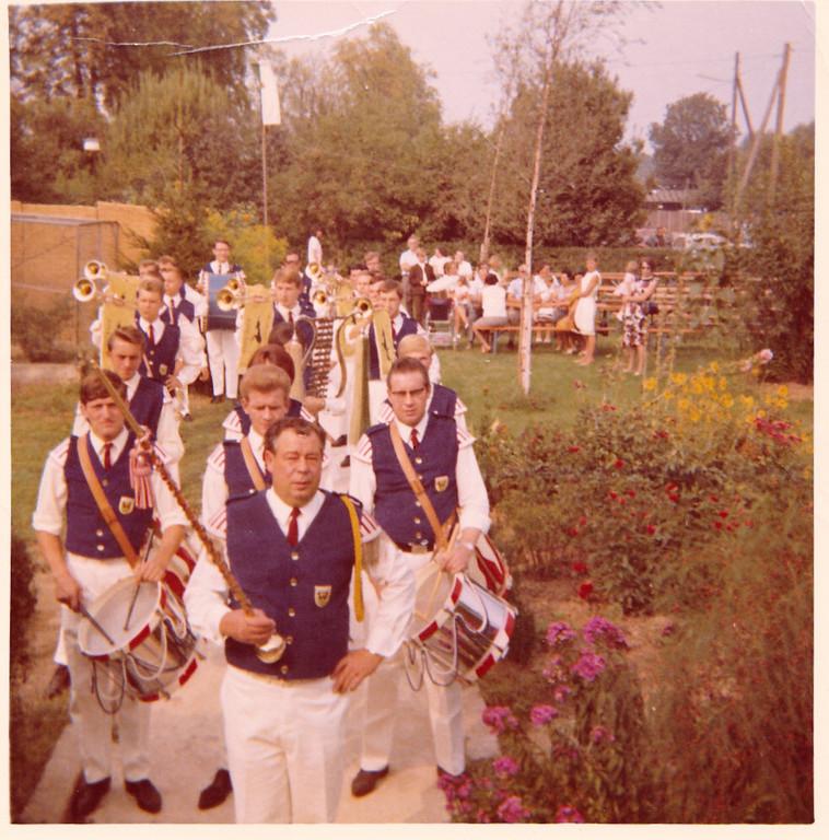 Auftritt Böckingen 1961