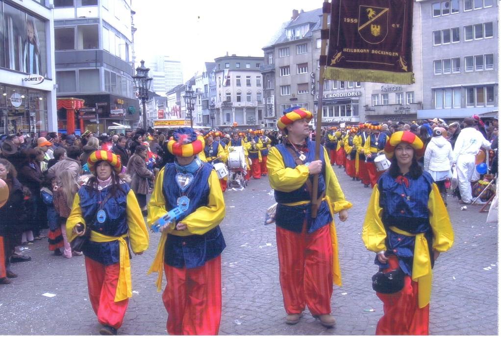 Rosenmontagsumzug Bonn 2007