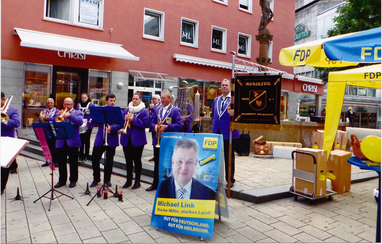 Auftritt FDP SEpt.2013
