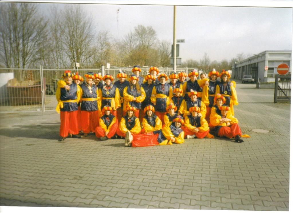 Rosenmontag Bonn 1998