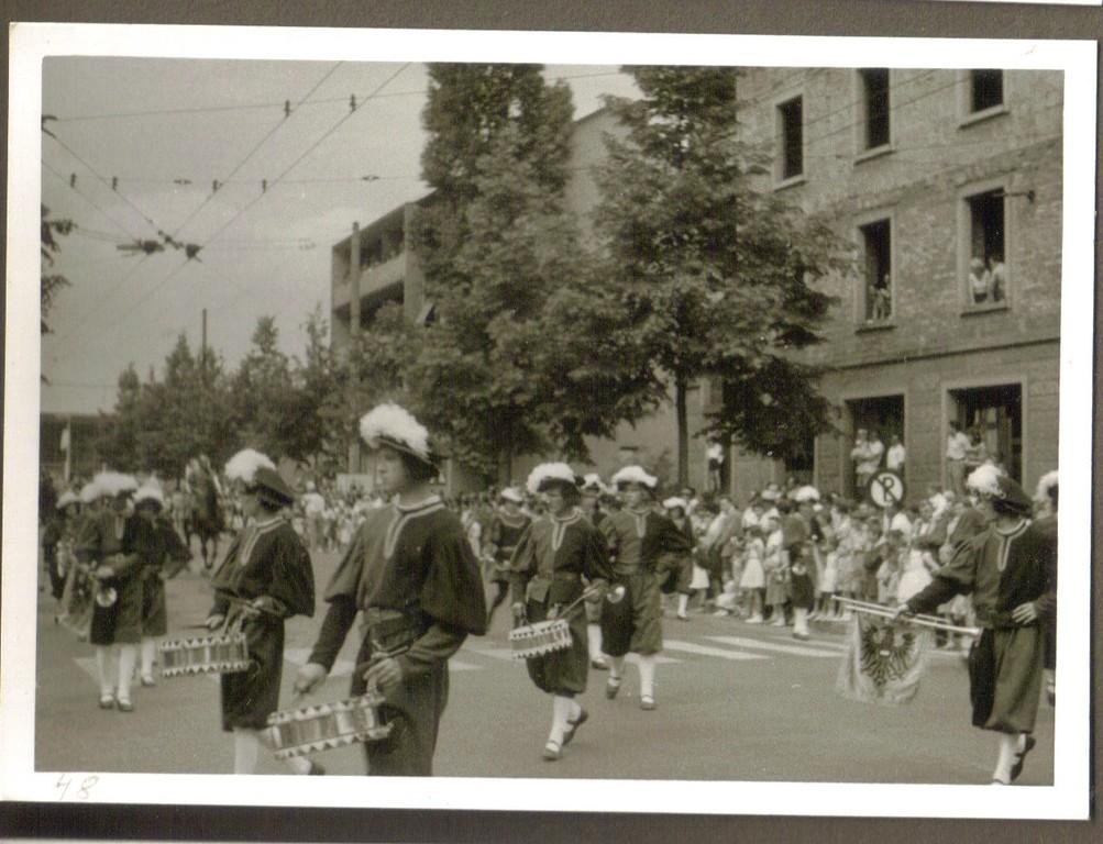 Heimattage Heilbronn 1960