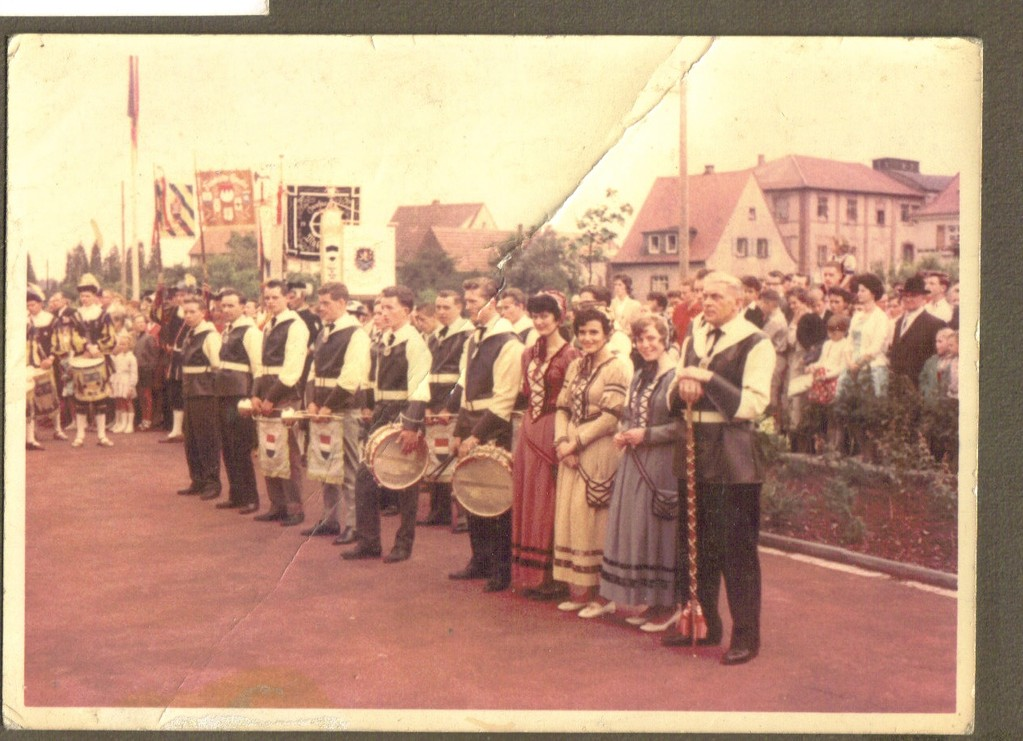 Auftritt 1960