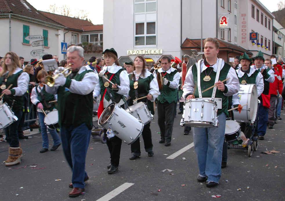 Umzug Talheim 2008