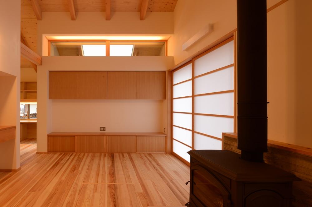 2013  ■堀金烏川の家■