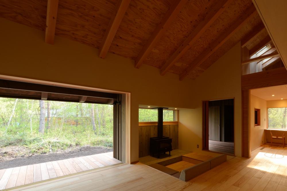 2014  ■飯綱山荘■|別荘