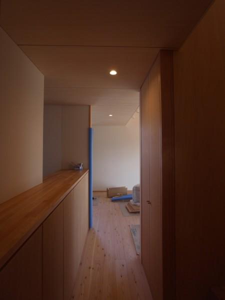 松本市 島立の家Ⅱ 木製建具工事 長野県松本市の建築設計事務所 建築家 丸山和男 現場監理 住宅