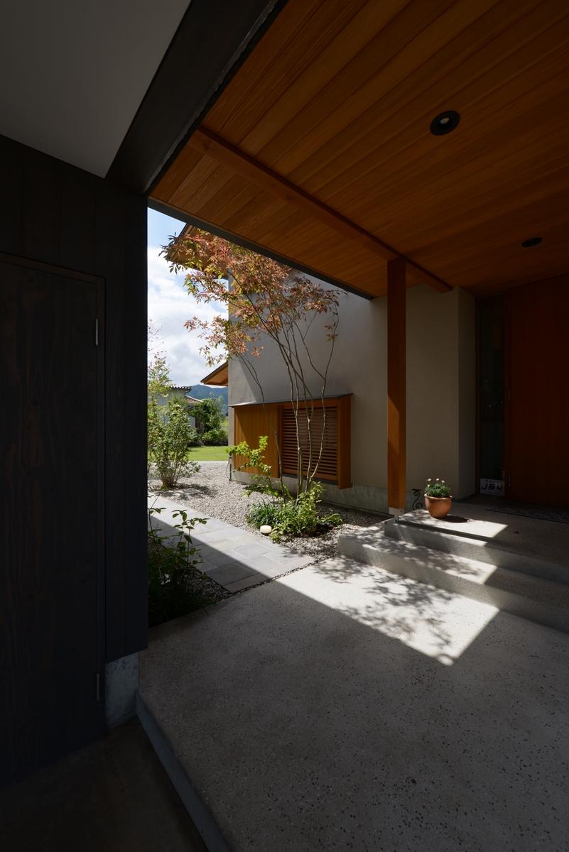山形の家(山形村)-外観