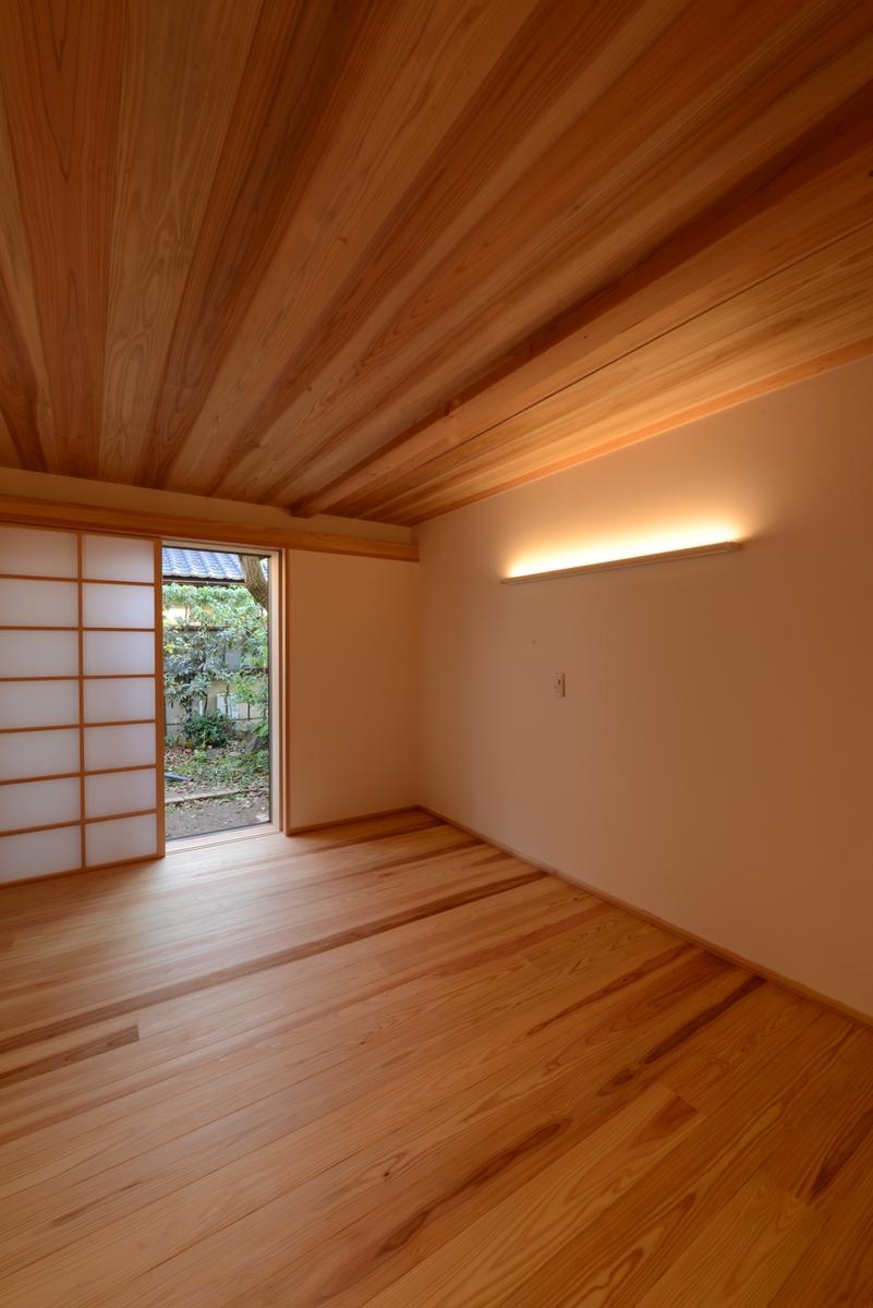 吉田の家(長野市)・リノベーション|寝室