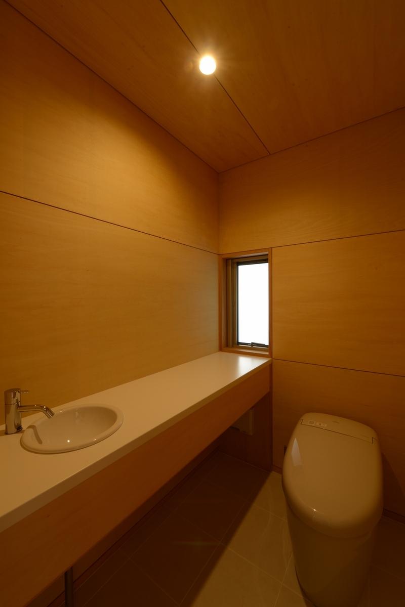 明科光の家(安曇野市)-トイレ