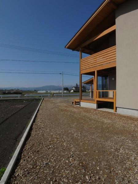 島立の家Ⅰ 松本市 建築家 住宅設計 信州松本の家 松本市・安曇野市の建築設計事務所