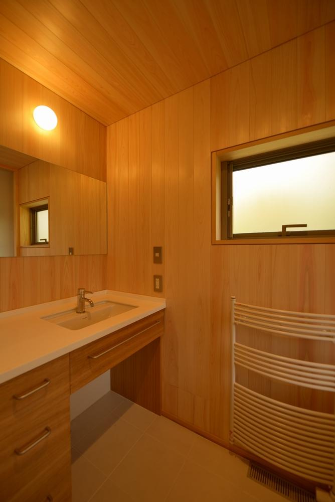 飯綱山荘(長野市飯綱高原)-洗面脱衣室