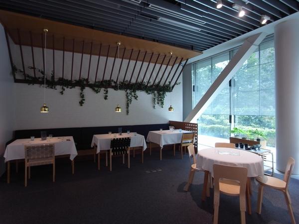 レストラン、ラヴィントラ・サヴォイ AINO AALTO(アイノ・アールト) Architect and Designer―Alvar Aaltoと歩んだ25年― GALLERY A4(ギャラリー エー クワッド